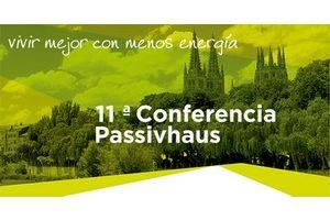 Burgos Acoge a Expertos Internacionales en Construcción Sostenible en la 11ª Conferencia Passivhaus (Del 13 al 16 de noviembre). @ Palacio de Congresos Fórum Evolución de Burgos.