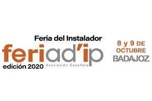 Feria del Instalador FERIAD´IP Edición 2020.